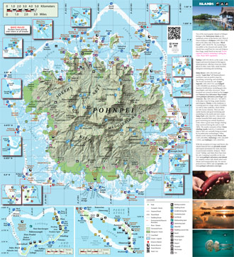 Marine Attractions Eco-Adventure Guide