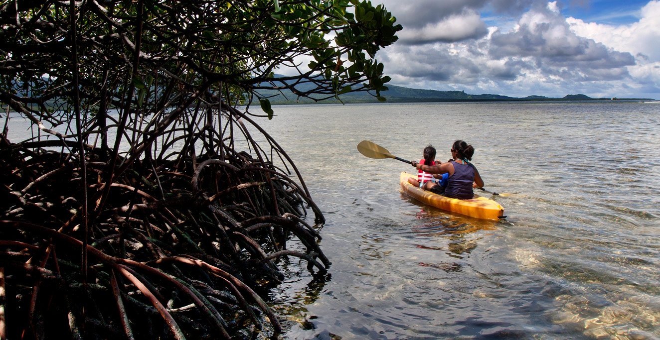 Pohnpei Eco-Adventure Guide - Dream Inside, Step Outside